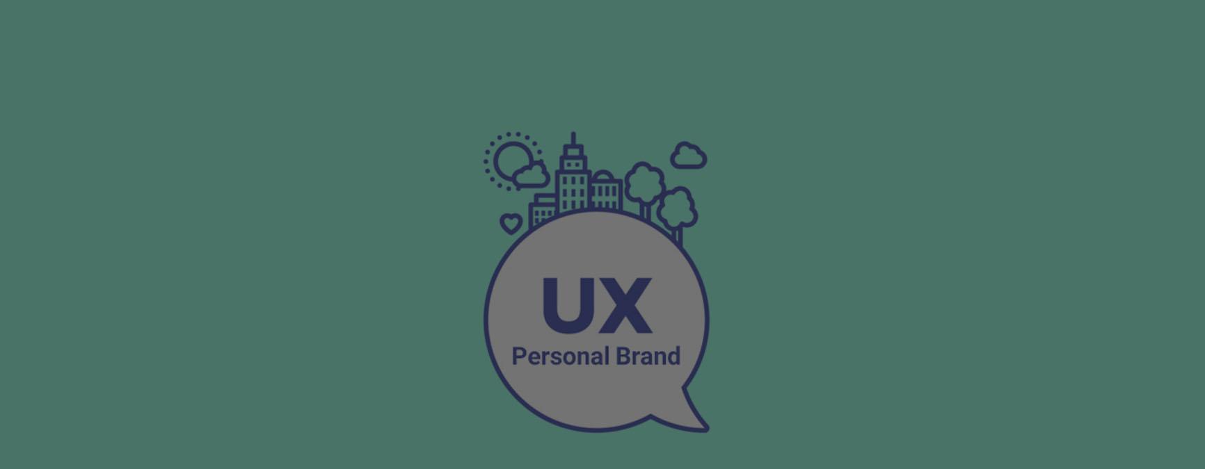 پنج روش برای ایجاد یک برند شخصی موفق در UX